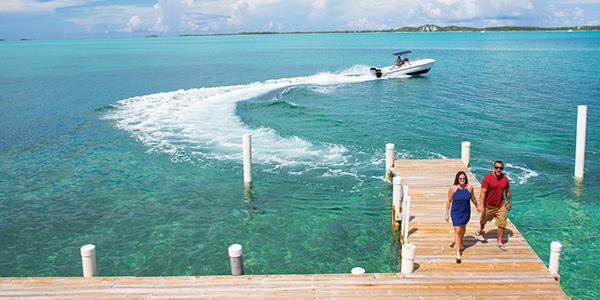 Traveling To The Bahamas | February Point | Great Exuma