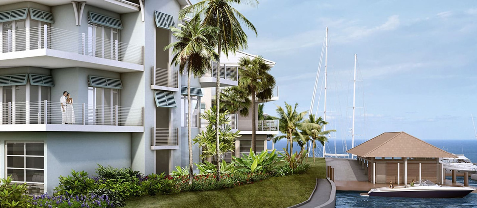 Oceanfront Residences February Point