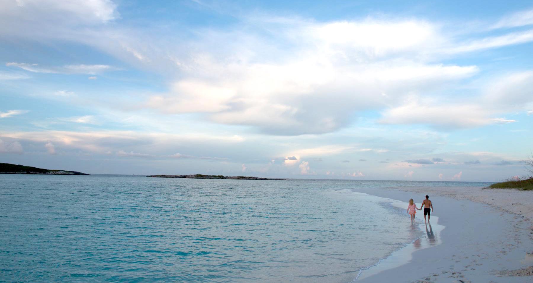 Remote Island Getaway