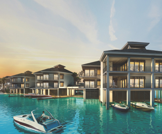 The Bahamas' Only Overwater Penthouses FebruaryPoint