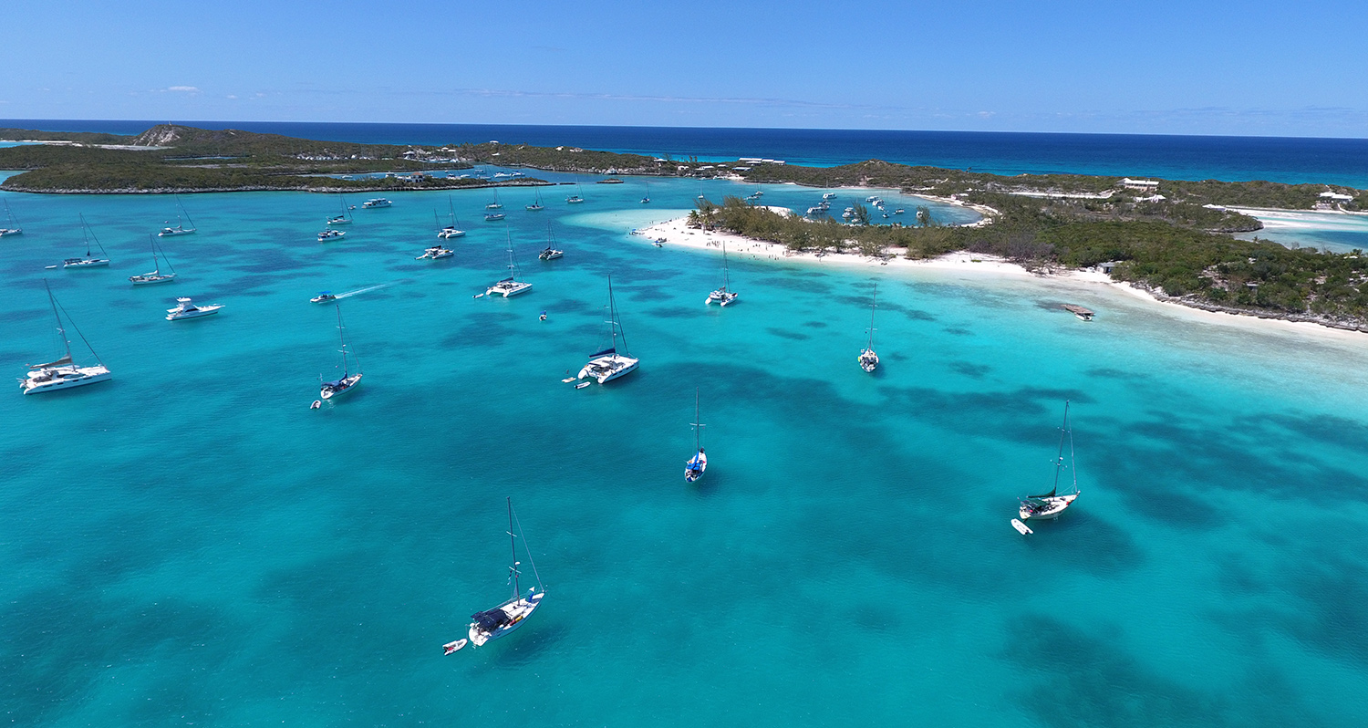 Sailing the Exumas: 9 Anchorages You Won't Want to Miss