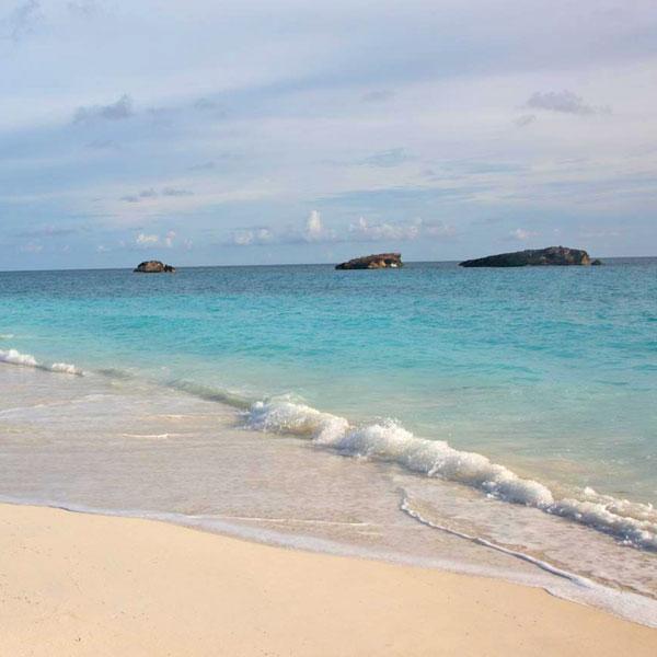 Three Sisters Beach